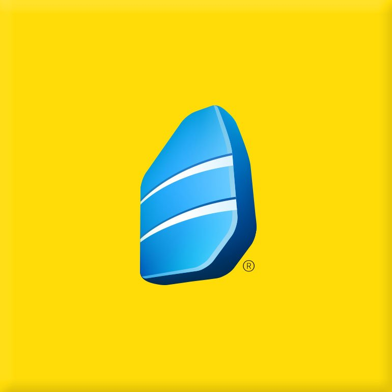 Rosetta Stone Icon, Learn a Language