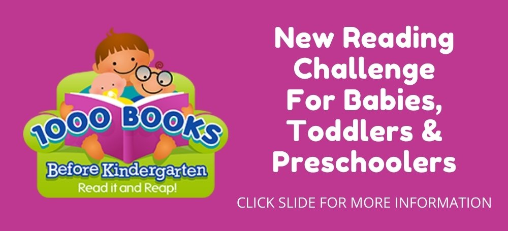 1000 Books Before Kindergarten Information